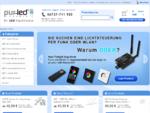 PUR-LED.de Ihr LED-Fachmann für Gewerbe und Privat