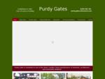 Purdy Gates Home