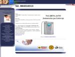 PureProreg; USA - vandens filtravimo sistemos - VANDENS JONIZATORIAI; Tyras vanduo; Vandens ...