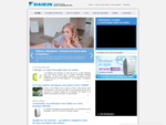 Purificateurs d'air Daikin - Actus, conseils et boutique