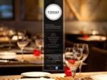 pyrama restaurant   modern australian fine dining