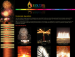 Van Tiel Pyrotechnics Ltd, Home of the Best Pyrotechnic Services in New Zealand