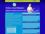Najtańsze ubezpieczenia w PZU ‹‹ Tanie polisy u Kasi Widawiec w Łodzi