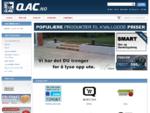 QAC. no Foscam, IP kamera, skoklyper, utendørs, ledspotter, iPhone overvåkning