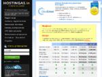 Hostingas - Hostingas, sms hostingas, pigus talpinimas, nemokamas hostingas, domenų registracija