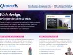 Qnora Web Design, Criação de Sites, SEO » Faro, Algarve.