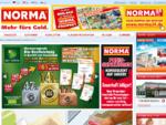 NORMA - Ihr Lebensmittel-Discounter - AKTUELLE ANGEBOTE NEUE ANGEBOTE IN IHRER NORMA-FILIALE