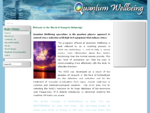 Quantum Wellbeing - Home