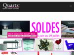 Mobilier design et contemporain à Mulhouse, Colmar, Strasbourg | Quartz-Design