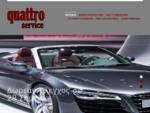 QUATTRO SERVICE - Εξειδικευμένο Συνεργείο Service Αυτοκινήτων AUDI - VOLKSWAGEN VW - SEAT - SKODA