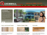 Texture Coating Systems, Cement Rendered Finishes, Exterior Wall Cladding, Waterproofing - Quickw