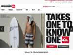 Quiksilver online Shop Surf, Snow, Skate - Quiksilver