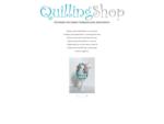 Квиллинг QuillingSHOP. ru бумага для квиллинга купить, наборы для квиллинга, плоски бумаги, инстр