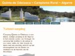 Quinta de Odelouca, kleine groene camping in de Algarve Características