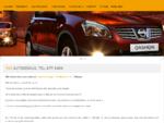 Fiati ja Nissani teenindus | autode remont, hooldus | varuosad | R66 Autokeskus | Tallinn ...