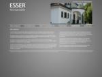 www. ra-esser. de -> Kanzlei