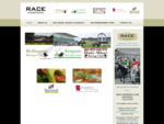 Race Inc home page