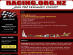 RACING. ORG. NZ - Home to Racers of Anything, Anywhere
