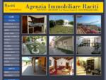 Agenzia Raciti Immobiliare C. so V. Veneto 53 - 97016 POZZALLO - HOME PAGE