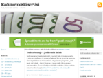 Računovodski servisi | Računovodski servisi - imenik