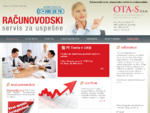 Računovodski servis, e-računovodstvo, računovodske storitve, računovodstvo Ljubljana