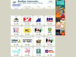 Radijas - Radijas internetu. Visos radijo stotys vienoje vietoje.