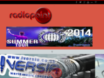 RadioPoint. Web Radio Station. Listen Live Your Dreams.