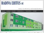 Radiva Ehitus OÜ