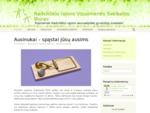 RadviliÅ¡kio rajono VisuomenÄ-s Sveikatos Biuras | RÅ«pinamÄ-s RadviliÅ¡kio rajono savivaldybÄ-s gy