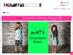 Designer Kids Clothing Minti, Munster Kids, Sooki Baby - Home Page - Ragamuffins New Zealand