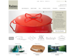 Raines Homewares - Tableware, glassware and giftware importers