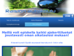 Raision Autokoulu | Mopokurssit, henkilöautokurssit, kuorma-autokurssit | Raisio | Raision Auto
