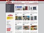 PVC Okna, Vhodna vrata, Garažna vrata, Senčila, Rolete, Žaluzije