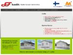 Muuttovalmiit talopaketit ja valmistalot | SF kodit | Pirkanmaa - Tampere - SF Rakentajat Oy