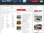 Ralio mašinų pardavimas Lietuvoje | Ralio mašinų skelbimai | Rallycars. lt
