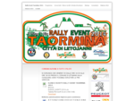 Rally Event Taormina 2013 - RALLY EVENT TAORMINA 2013