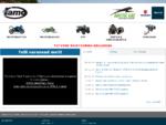 Suzuki mootorrattad, Arctic Cat mootorsaanid, ATV - Ramo
