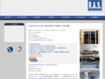 RAS Roussillon Alarmes Seacute;curiteacute;, climatisation, menuiserie, portes de garage...