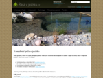 Řasa v jezàrku - biologickà¡ ochrana vody proti Åasà¡m