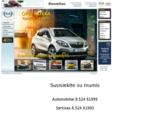 Opel - Vilnius - Rasmitas - įgaliotas OPEL ir CHEVROLET atstovas Lietuvoje