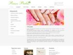 Grožio salonas Rasos perlas , Kūno procedūros, Masažai, Pedikiūras, Makiažai, Apie kosmetika ir