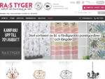 Tyger på Nätet - Köp Heminredning, Gardiner Tyger Online hos RAs Tyger