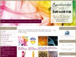 RAUCHZEICHEN trifft STEINREICH - Shop & Onlineshop für deine Sinne