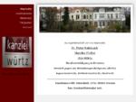 Startseite - Rechtsanwalt Strafverteidigung Bremen 0421-4309200 Fachanwalt Strafrecht - Kanzlei ..