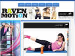 Raven Sports Aerobics and Fitness Wear