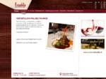 Ravintola Frankly - rehellistauml; ruokaa. Hallituskatu 22, Tampere