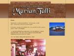Ravintola Marian Talli Oy