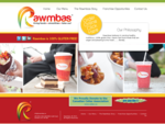Rawmbas - Healthy, nutritious, 100 gluten free meals in Nanaimo, BC
