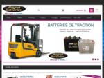 Raynal Batteries, Grossiste batteries pour chariot elevateur electrique