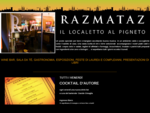 Razmataz al Pigneto wine bar cocktail bar musica live